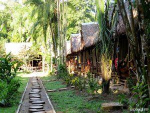 Cabins Explorers Inn Eco Lodge Tambopata Amazon Peru