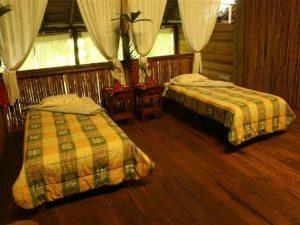 Rooms Inotawa Amazon Lodge Peru